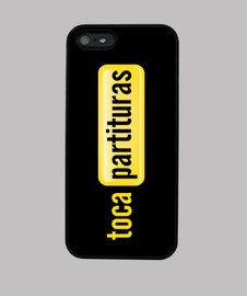 iPhone 5 Funda tocapartituras.com