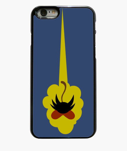 Funda iPhone 6 Goku chiquitín