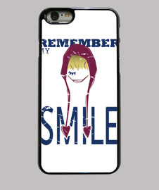 One Piece Smile para iPhone 6