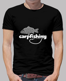 Camiseta pesca FDP Carpfishing