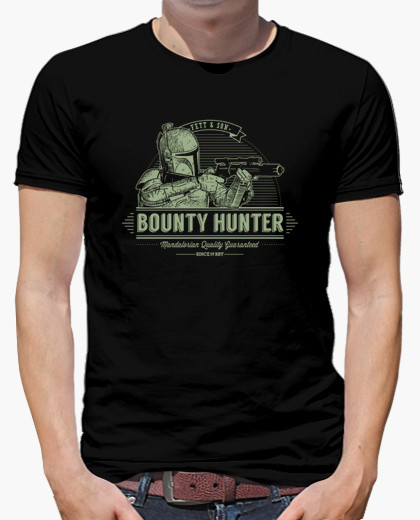 Camiseta Galactic Bounty Hunter