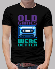 Old games were better (cassette)