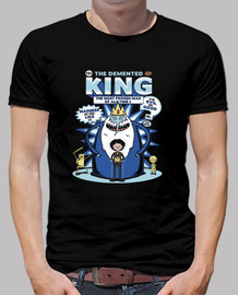 The Demented king - Camiseta hombre