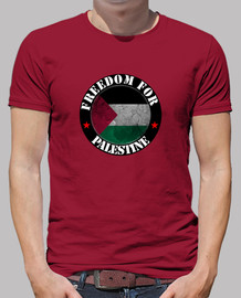Escudo Palestina Freedom for Palestine