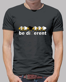 Camiseta chico Be Different