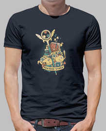 Another world - Camiseta hombre