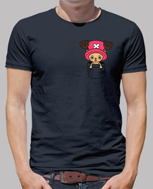 Chopper in a pocket camiseta chico