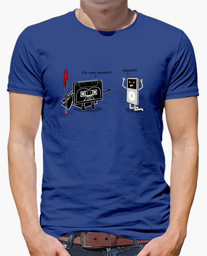 Camiseta I´m your father!!!