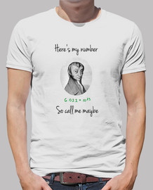 Call me maybe - Avogadro