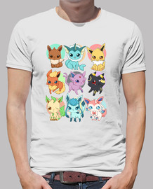 Eeveelutions - Pokemon