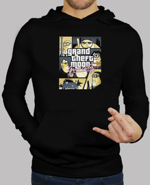Grand theft moon - Jersey hombre