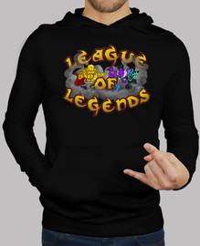 League of Legends (sudadera chico)