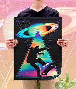 Poster personnalisé