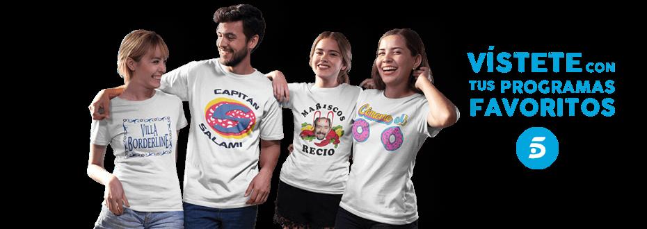 Crea tu camiseta online dating